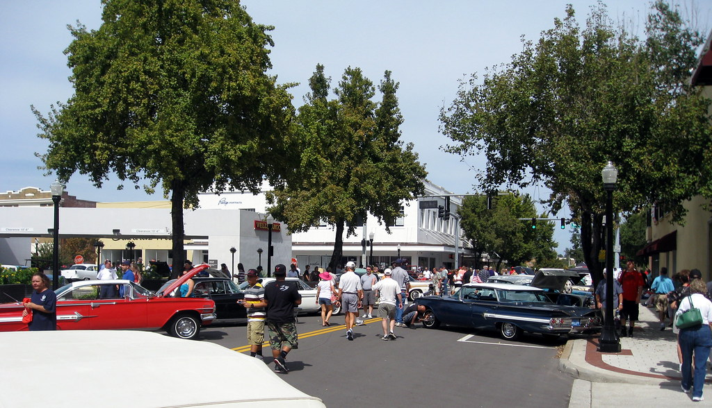 Lake Mirror Classic Car Show Carshowtv