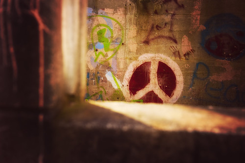 Peace can be found . . . | by jumpinjimmyjava
