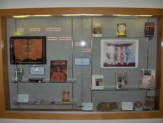Native American Heritage Month Display | by Mills College Displays