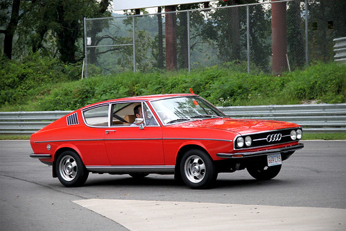 Audi 100 Coupe S, 1974 | by Kompressed