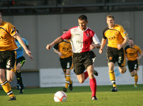 Clyde v Annan Athletic (12/11/2011) | by Mr Andy Bird