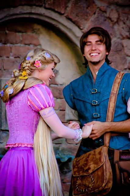 Flynn Rider Disney World Rapunzel and flynn riderFlynn Rider Disney World 2013