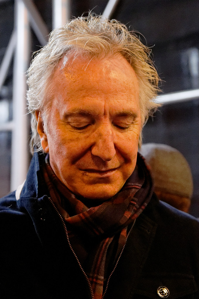 Alan Rickman New Movie