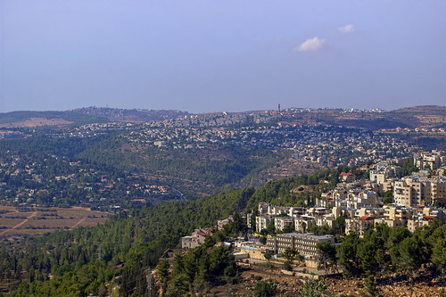 Overlooking Jerusalem | by Neta Bartal