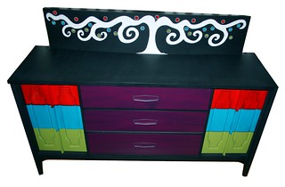 9 Drawer Dresser | by Rick Cheadle Art and Designs
