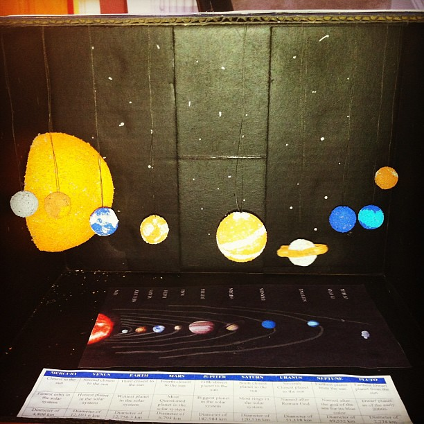 space science project ideas - photo #10