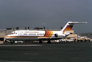Aero California, McDonnell Douglas DC-9-15MC | by Ron Monroe