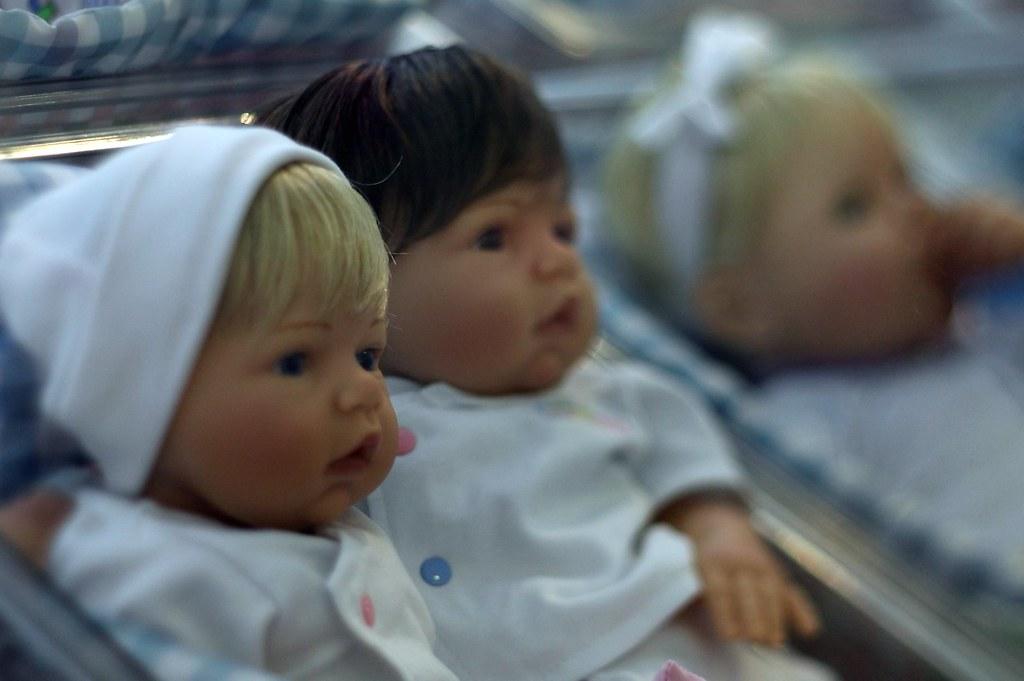 Newborn Nursery At Fao Schwarz Lee Middleton Sculpted