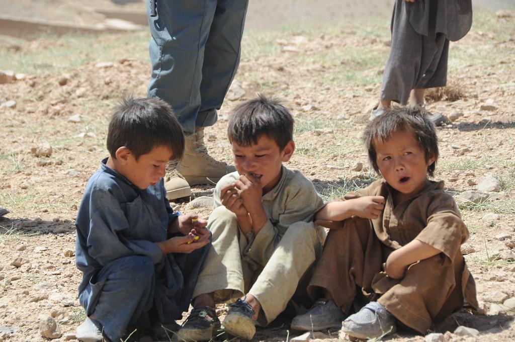 Hazara of Daykundi pro...