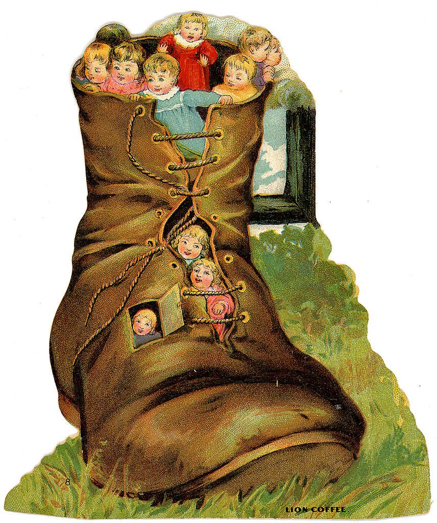 Old Lady Shoe Mumbai