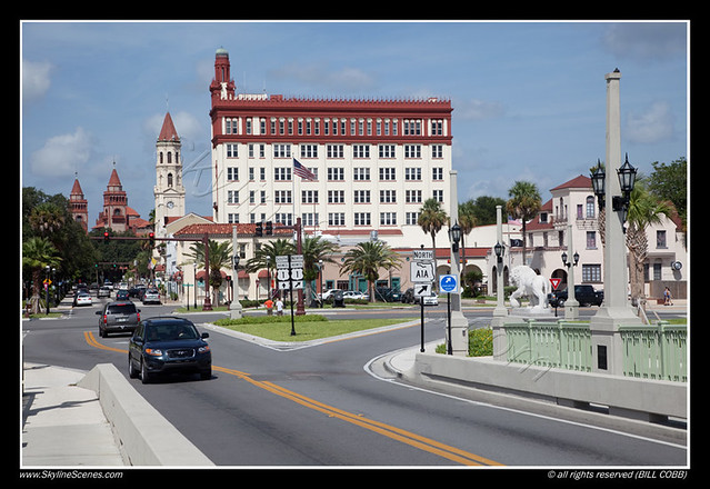 Downtown St Augustine Florida Flickr Photo Sharing
