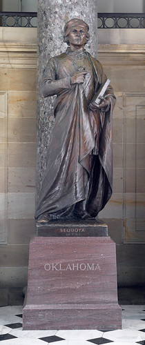 Sequoya Statue | by USCapitol
