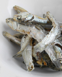 how to prepare dried anchovies