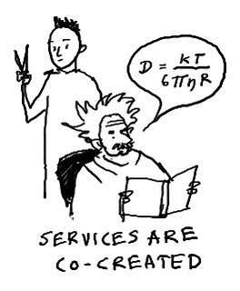 Services are co-created | by dgray_xplane