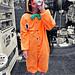 Harajuku Pumpkin Guy, Halloween 2011