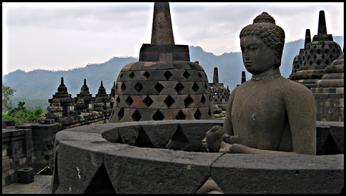 Borobudur | by Dr Wobble