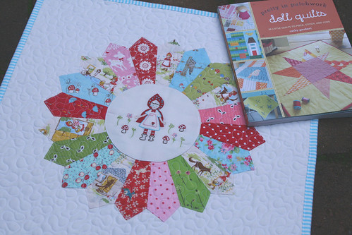Pretty in Patchwork Doll Quilts | by sewdeerlyloved