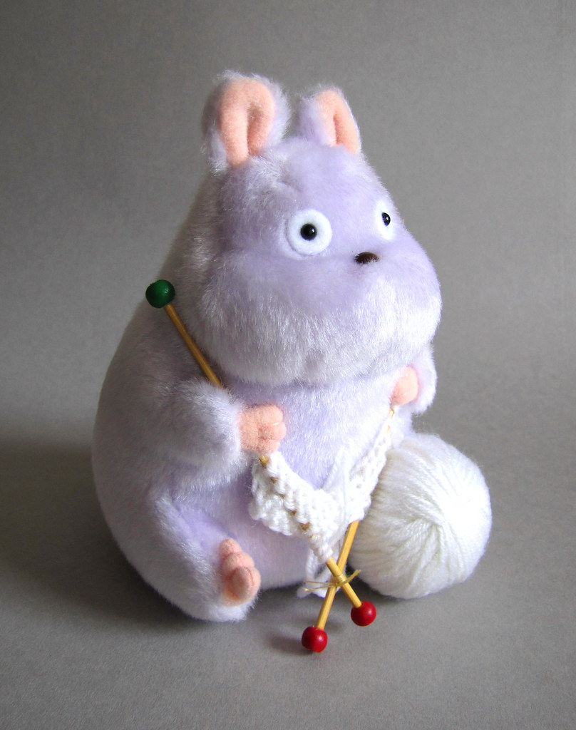 Spirited Away Boh Mouse Form Plush Doll Company Sun Arr Flickr