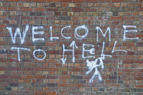 Oxford Graffiti | by Chris Mullineux