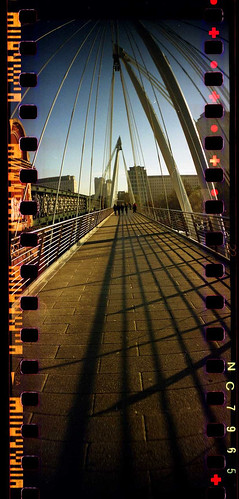 Hungerford Bridge | by fitzhughfella