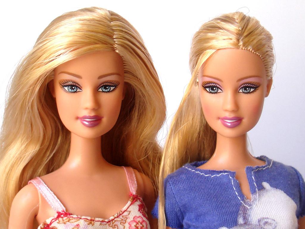 Fashion Fever Blonde Barbie