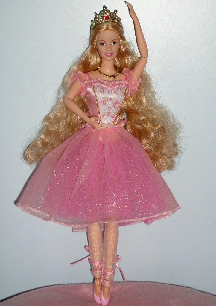 princess clara barbie nutcracker 2001 si meritava