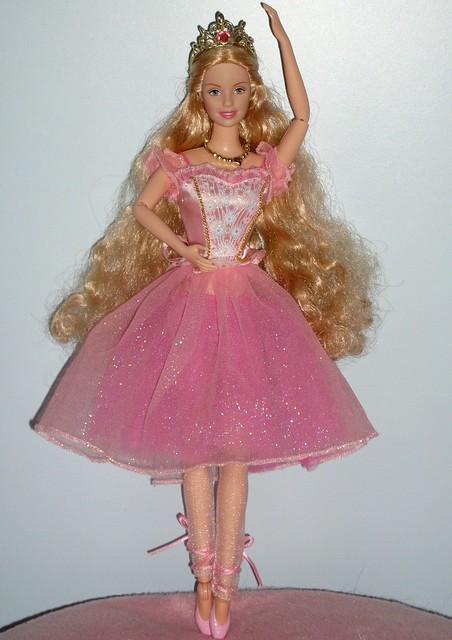 princess clara barbie nutcracker 2001 flickr photo