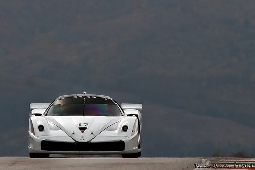 White FXX at Mugello | by Thomas Quintin