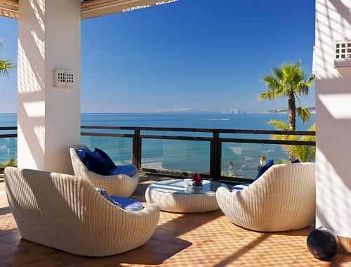 Terraza chill out mediterr neo con vistas sobre el mar - Terraza chill out ...