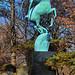Leaping Gazelle, Detroit Zoological Park, Huntington Woods, Michigan