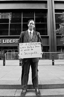 Occupy Wall Street 27 | by ifotog, Queen of Manhattan Street Photography