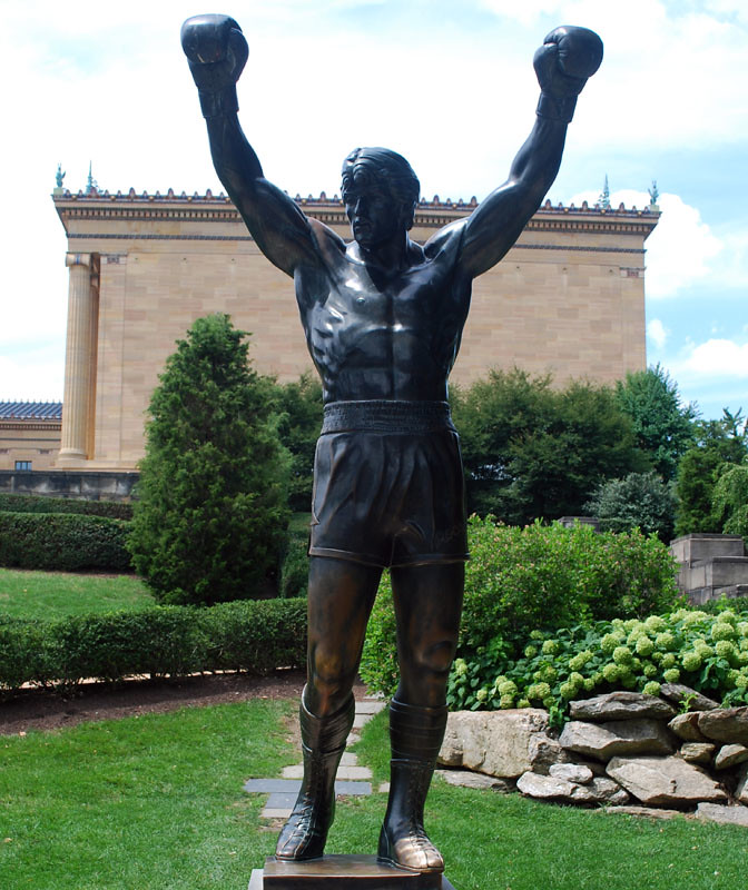 Rocky Balboa Scott D Welch Flickr