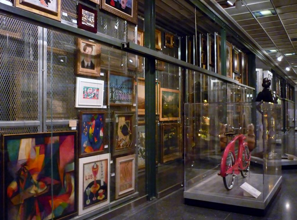 Daytona Beach Museum Of Arts And Sconces