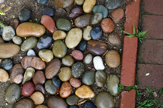 natural mosaic | by jessica wilson {jek in the box}