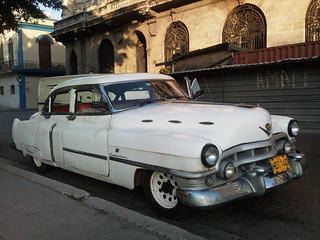 Old Cadillac in Havana | by overmoder