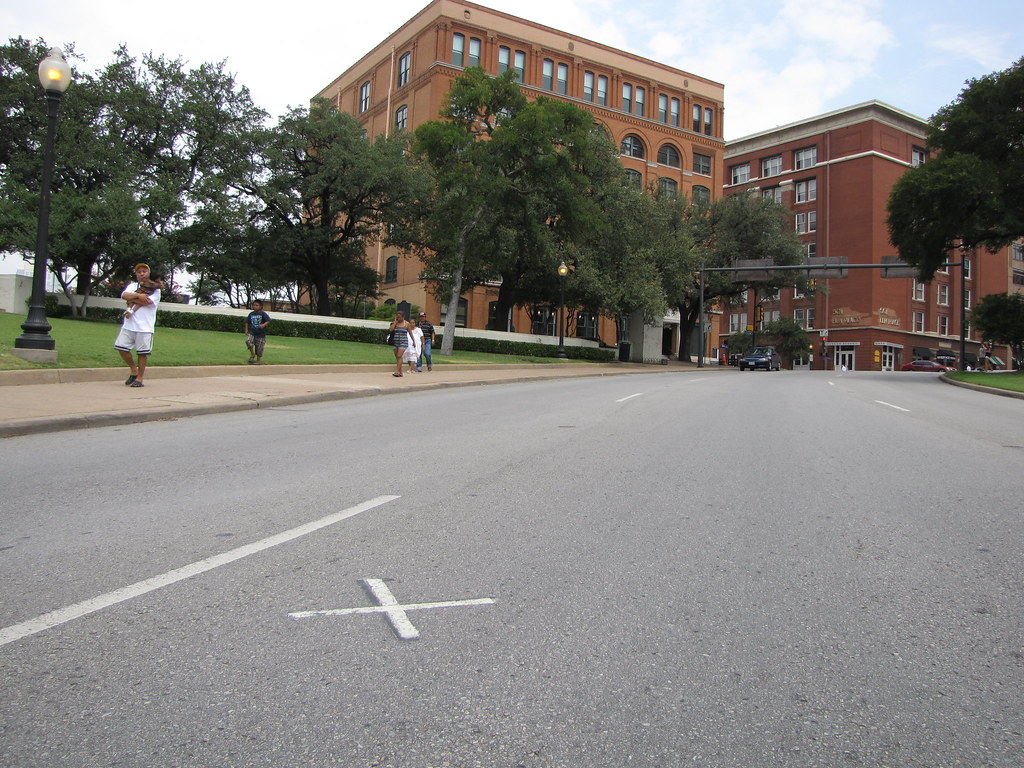 John f kennedy assassination site dealey plaza dallas tx flickr john f kennedy assassination site by capturehour gumiabroncs Images
