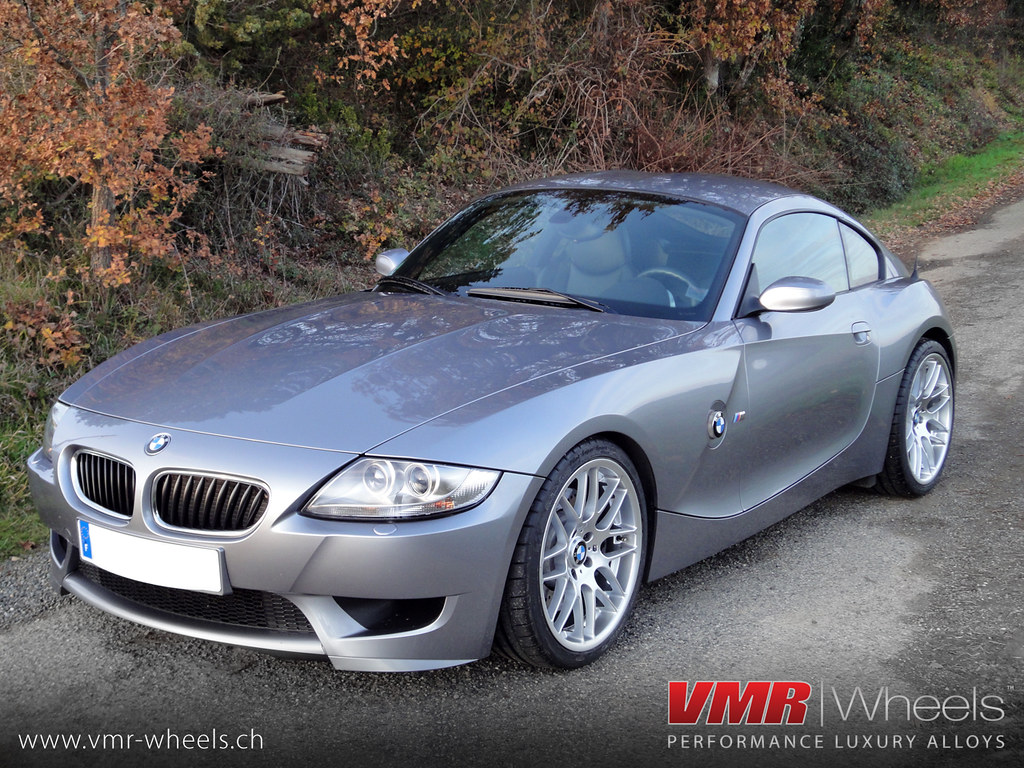 Vmr Wheels Vb3 Super Silver Bmw Z4 M Coup 233 2 Vmr Wheels