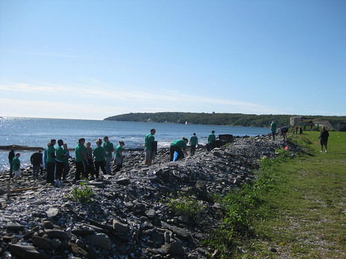 Great Canadian Shoreline Cleanup/Red Leaf Project - Halifax | by Molson Coors Canada