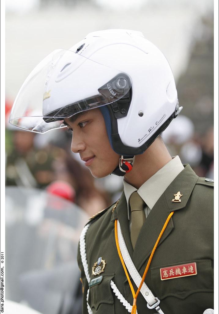 MP in Taiwan 憲兵機...