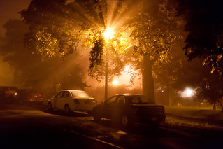Night Fog - Albany, NY - 2011, Sep - 07.jpg | by sebastien.barre