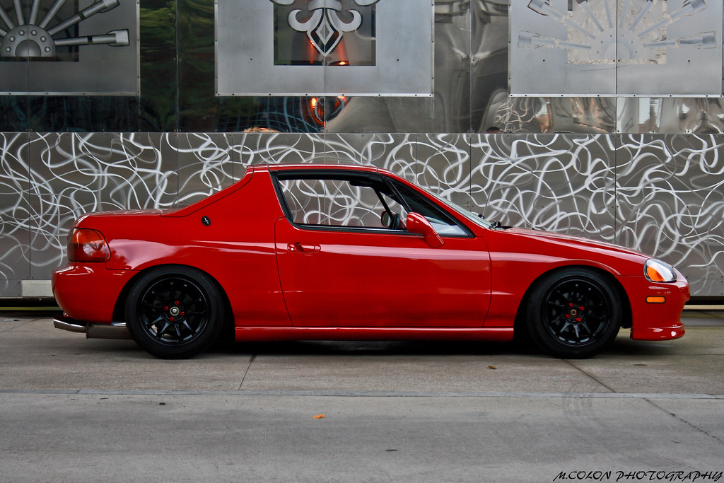 ... Brad Brooks 94 Honda Del Sol | By Morice Colon