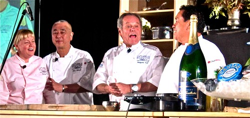Wolfgang's Cooking lesson, with Sherry, Noby and Sam | by jayweston4