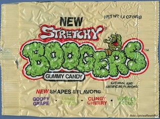 Stretchy Boogers Candy | by Waffle Whiffer
