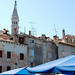 under the Croatian sun
