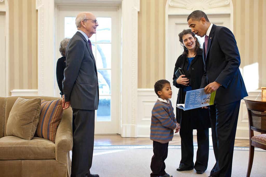 President Obama S Love For Children President Barack