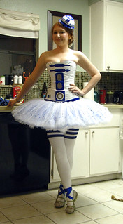 Artoo Tutu | by Leeloo the Droid