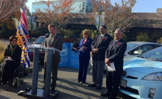 Helping BC drivers plug into clean cars | by BC Gov Photos