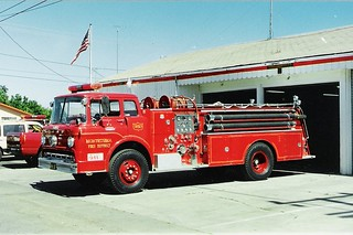 MFD Eng 18-3 1966 Ford C850/Howe 1000/600 G/M | by Jay's Fire Truck Photos