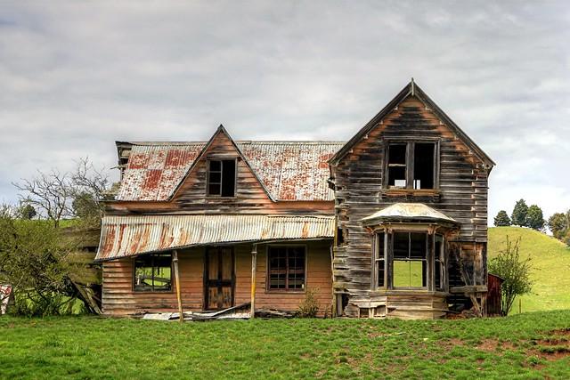 Old House Wai Iti Nelson New Zealand Flickr Photo