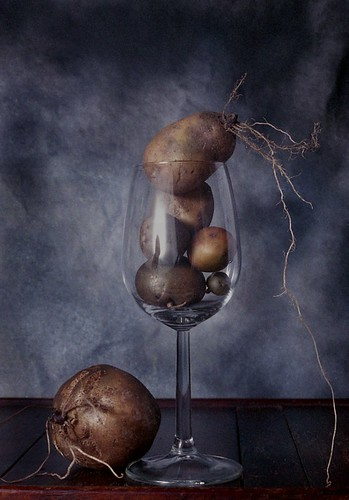 Still-life with potatoes | by TomJMcDonald